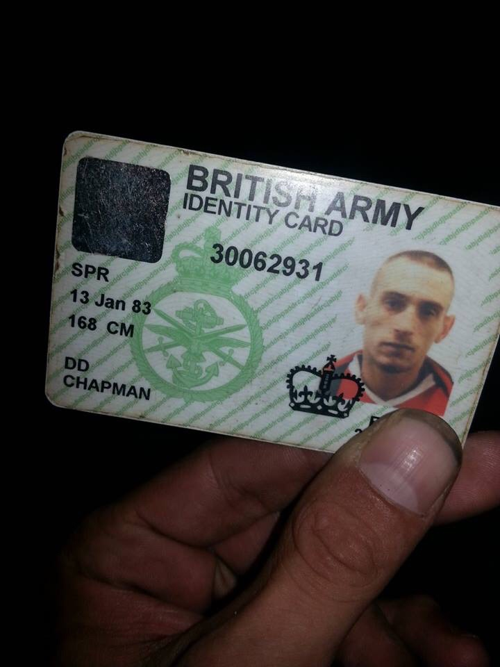 British army dating scams